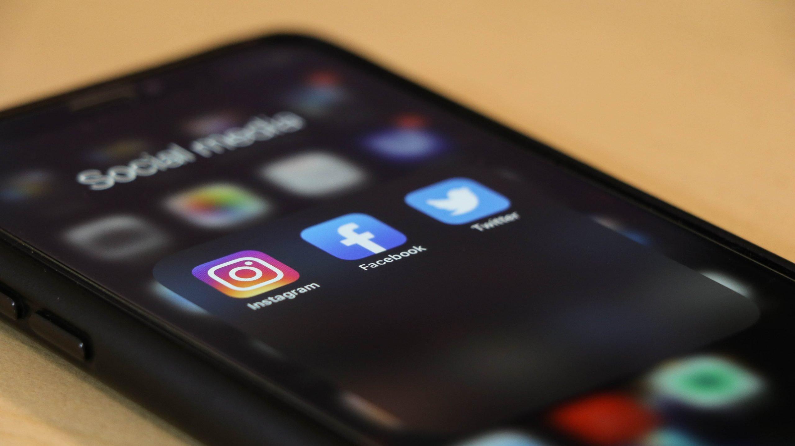 social media marketing trades